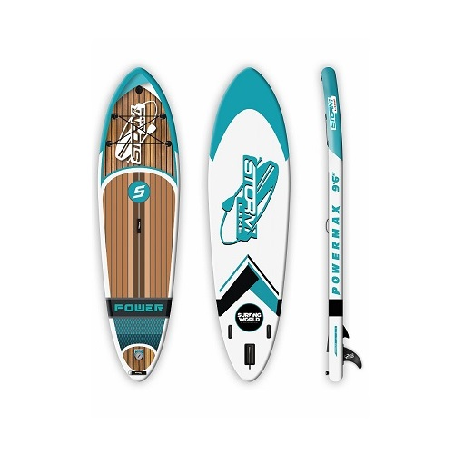 Надувная доска для sup серфинга Stormline PowerMax 9.6