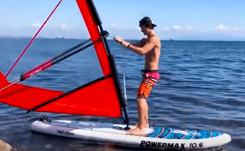 Stormline Power Max 10.6 (Windsurf) WindSup