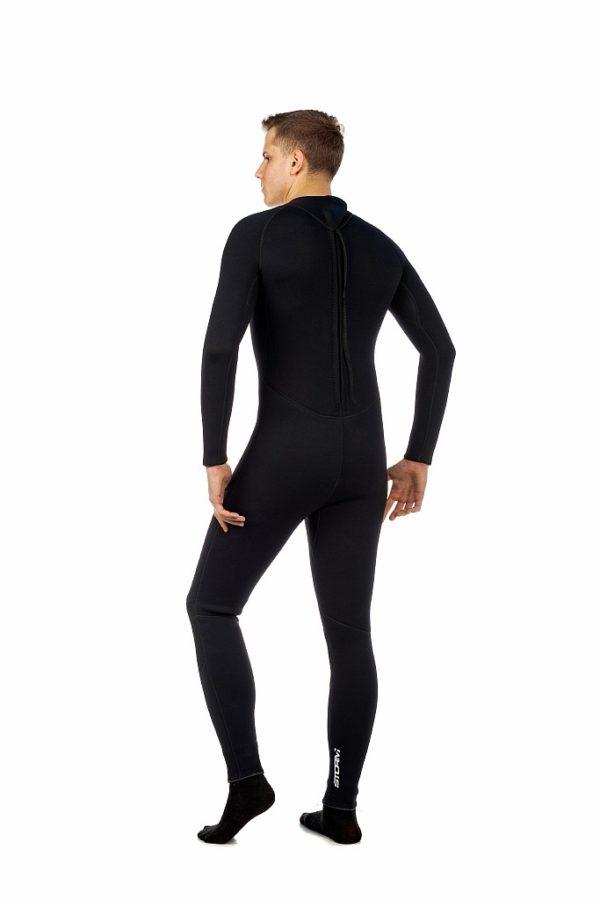 гидрокостюм мужской черный
